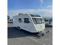 2021 SPRITE Quattro FB Touring Caravan - 6 Berth