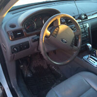 2005 Ford Five Hundred SEL AWD Berline