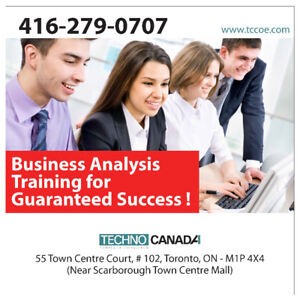 BA Training | Business Analysis Training | Guaranteed Placement