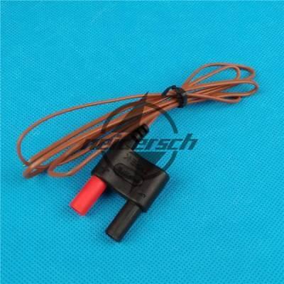 New Fluke Type K Multimeter Thermocouple Temperature Probe Cable 80bk-a
