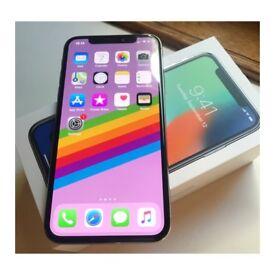 iPhone X 65BG - Unused