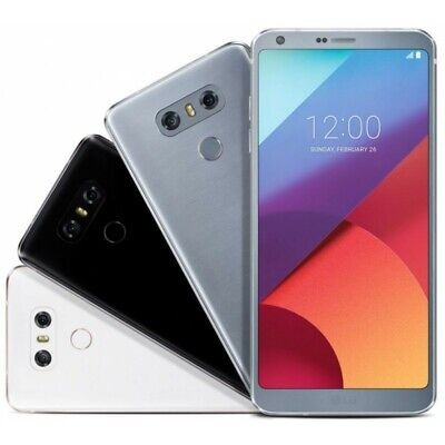 LG G6 | 32GB | H87315c | White | Network Unlocked | NEW