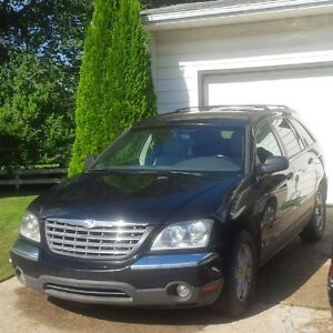 2005 Chrysler Pacifica SUV, Crossover