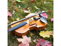 Violin Teachers Urgently Needed in London For Back to School Season Rush - Choose Your Hours!
