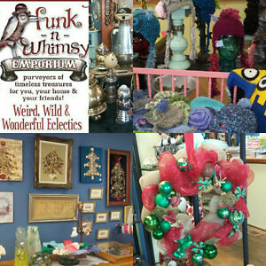 FUNKNWHIMSY EMPORIUM MT. BRYDGES London Ontario image 3