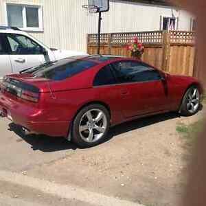 1991 Nissan 300ZX Sport Coupe (2 door) Edmonton Edmonton Area image 3