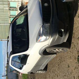 2004 Buick Rendezvous White SUV, Crossover