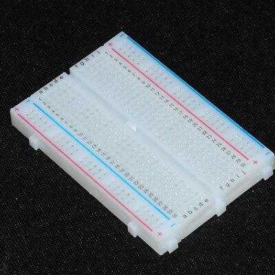 400hole Solderless Breadboard Protoboard For Arduino Uno Prototyping Pcb Boards