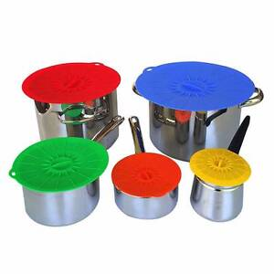 Silicone Suction Bowl Lids Arundel Gold Coast City Preview