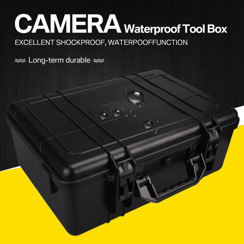 Waterproof Large Storage Carry Hard Box Case Box for Flight