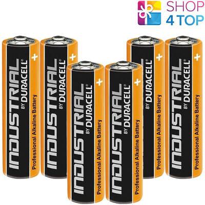 6 DURACELL AAA ALKALINE LR03 BATTERIEN 1.5V INDUSTRIE MICRO MN2400 AM4 E92 NEU Industrie Alkaline-batterien