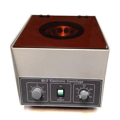 Electric Lab Centrifuge 80-2 Laboratory Medical Practice 4000rpm 12x20 Ml Rotor