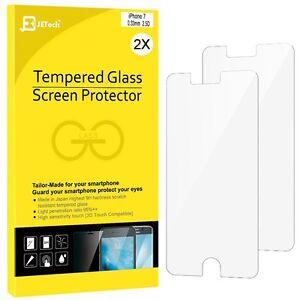 Sealed iPhone 7 Tempered Glass Screen Protector 2X Edmonton Edmonton Area image 1
