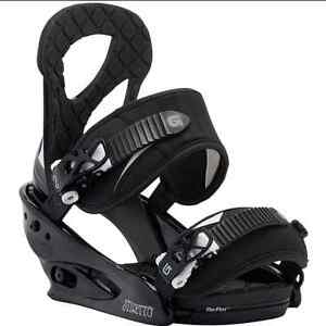 Burton stiletto bindings