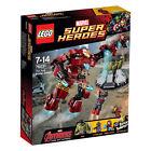 Marvel Super Heroes LEGO Box