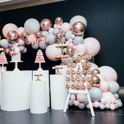 201PCS Balloons+Balloon Arch Kit Set Birthday Wedding Baby ...