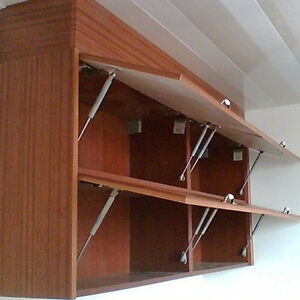 Hydraulic lift support spring stay for kitchen cabinet door hinges gas
