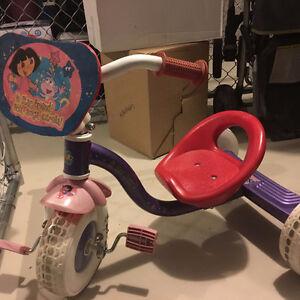 Dora tri cycle