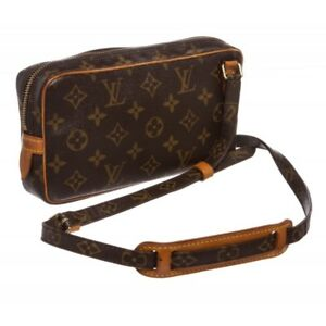 Louis Vuitton - Monogram Marly Cross-body Bag