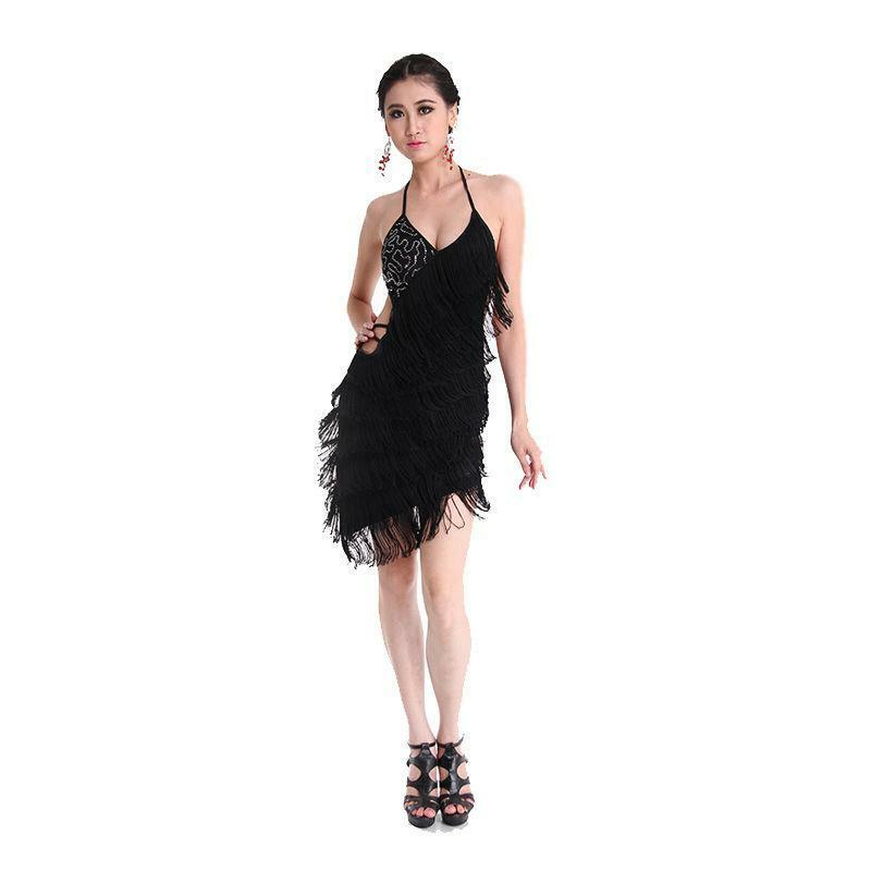 c46a6622f773 Ballroom Dance Dresses  Women s Dancewear