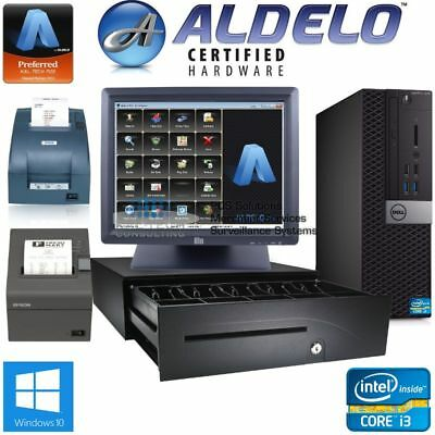 Aldelo Restaurantbar Pos System Support Training Included Wkitchen Printer