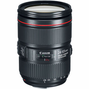 Canon EF 24-105 F/4 L IS USM II Mark II Lens Brand New in Box