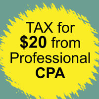 Tax - Business & Personal