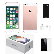 APPLE - IPHONE SE 64GB ROSE GOLD WIFI +4G UNLOCKED -EXCLUSIVE TECH BUNDLE DEALS!