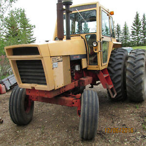 1972 CASE 1270 TRACTOR