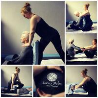 Treat Yourself to Thai Yoga Massage!
