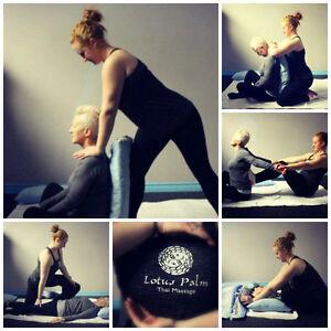 Treat Yourself to Thai Yoga Massage this Holiday Season! Kingston Kingston Area image 1