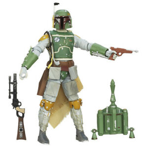Hasbro Starwars Black series 6 inches Boba Fett 4 SELL **NEW**