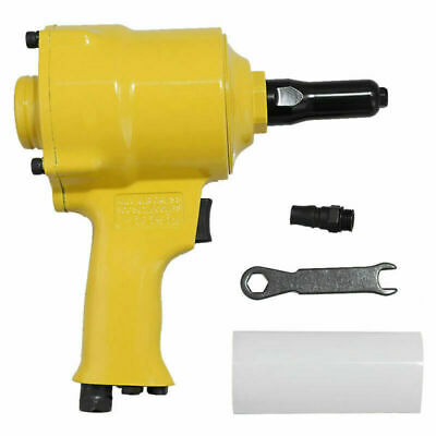 Air Riveter Pneumatic Pistol Type Pop Rivet Gun Air Power Operated Riveters