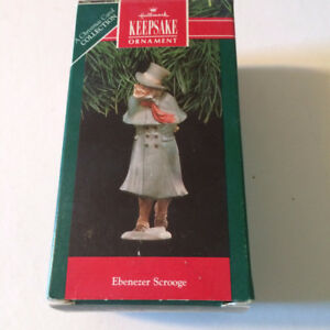 HALLMARK ORNAMENTS  YEARS GONE BY