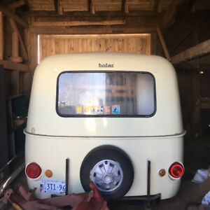 1972 Boler camper ON HOLD