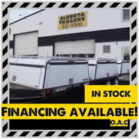 """In stock """"New"""" A.R.E. Commercial Service Canopies Toppers Cap Strathcona County Edmonton Area Preview"""