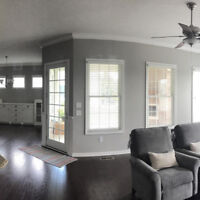 Sell Your Home for MORE! Interior Painting + Kitchen Refinishing
