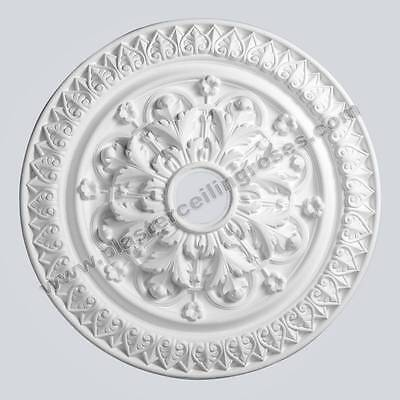 Victorian Ceiling Rose with Anthemion Border 520mm MPR062