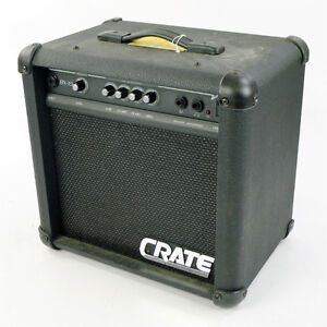 Bass amp – Crate BX15