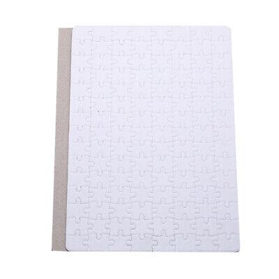 3pcs 7.8 X 11.4 Blank Sublimation Printable Jigsaw Puzzle For Heat Press Diy