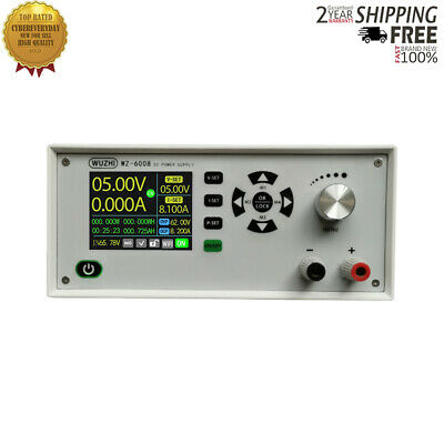 Wz-6008 Programmable Dc Power Supply Adjustable Step Down 2.4inch Lcd Output 60v