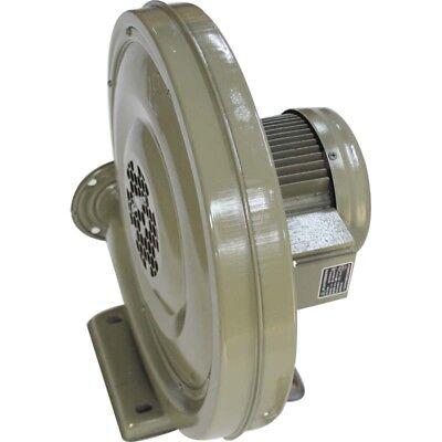 New 110v 550w Centrifugal Medium Pressure Fan Dustsmoke Exhaust Blower Fan