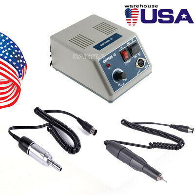 Dental Electric Micromotor Marathon Micro Motor Polishing Handpiece 35krpm Usa