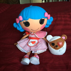 Lalaloopsy Rosy Bumps 'n Bruises Doll