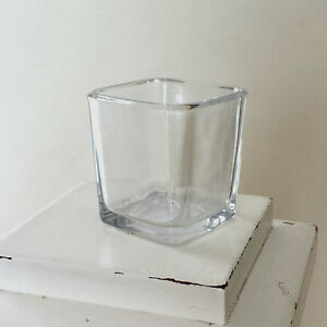 clear glass candle holders for wedding