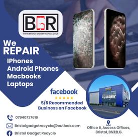 Gadget Repair Bristol Bedminster BS32LG SAME DAY REPAIR* NO FIX NO FEE