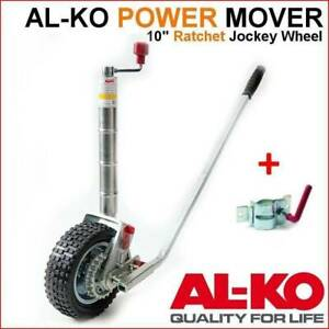 Alko ratchet Jockey wheel - suit Caravan or boat trailer-New