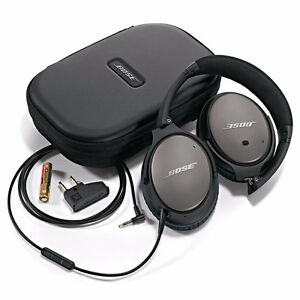 Bose QC 25 Noise Cancelling Headphones - Price Reduced!