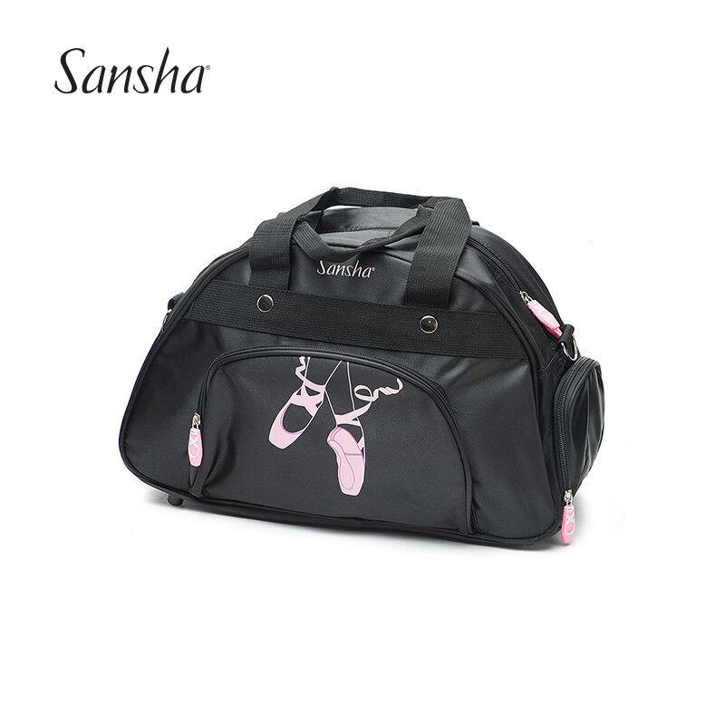 Sansha New High Quality Ballet Dance Bag With Shoulder Straps Gym Sports Bag