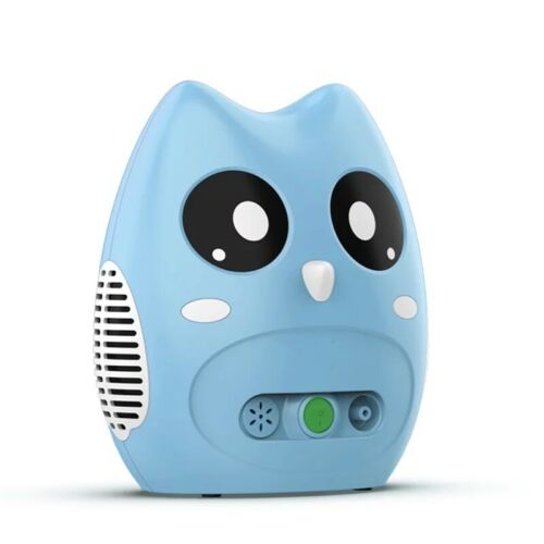Nebulize Compressor Personal Steam Inhaler Kids Design